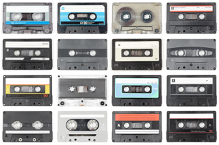 Audio Cassette Digital Conversion Service