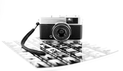 Photo Contact Sheet Scanning Service