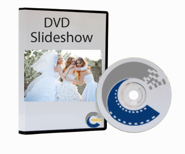 DVD slideshow of your scanned photos