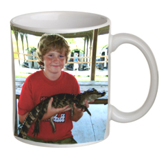 Photo mugs scanning service